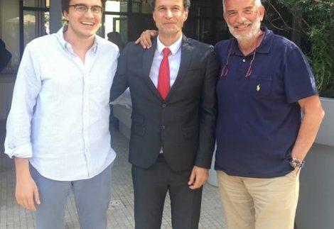 Il Dott. Sánchez González-Dans ha presentato i fondamenti del Damon System