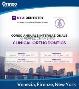 Corso Annuale Internazionale Di Perfezionamento in Clinical Orthodontics