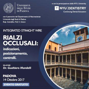 INTEGRATED STRAIGHT WIRE – Padova