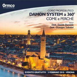 Damon System a 360º – Come e Perché – COMPLETO