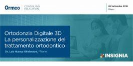 Ortodonzia Digitale 3D – La personalizzazione del trattamento ortodontico – Milano